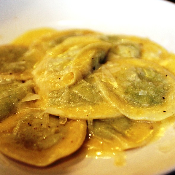Ricotta Spinach Ravioli - 715, Lawrence, KS