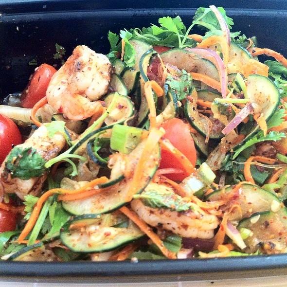 Naked Shrimp Salad - Soi.7, Los Angeles, CA