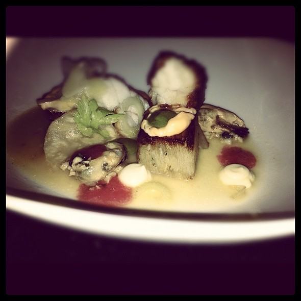 monkfish - Hugo's Restaurant, Portland, ME