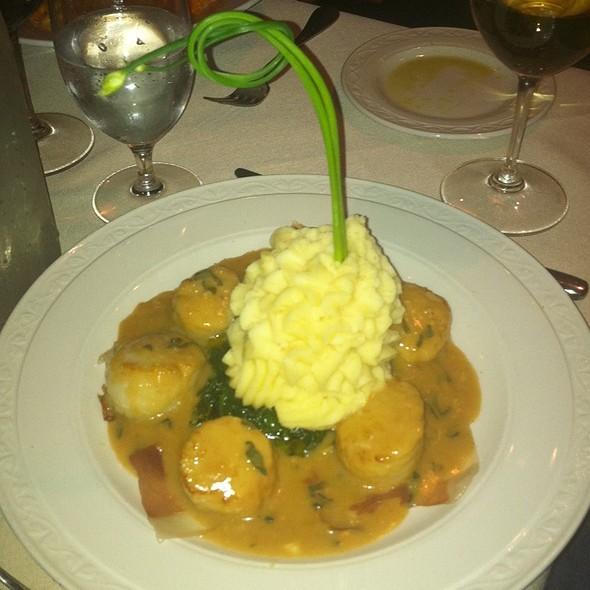 Cape Sante Alla Saltimbocca - Camille's Restaurant, Providence, RI