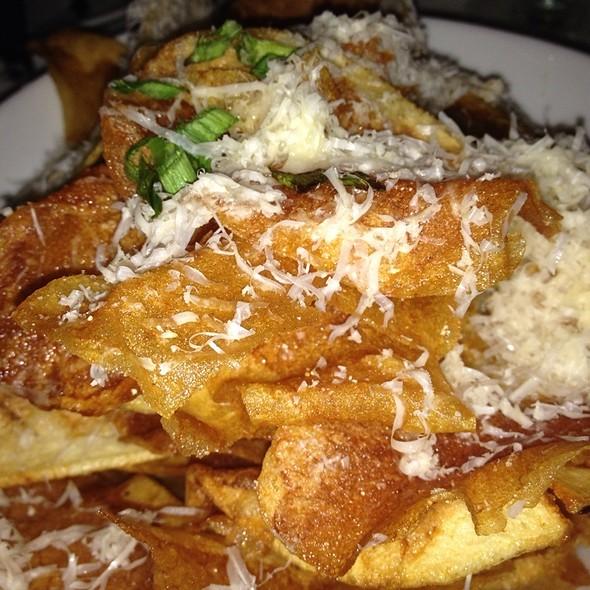Truffle Chips - C&S Seafood & Oyster Bar, Atlanta, GA
