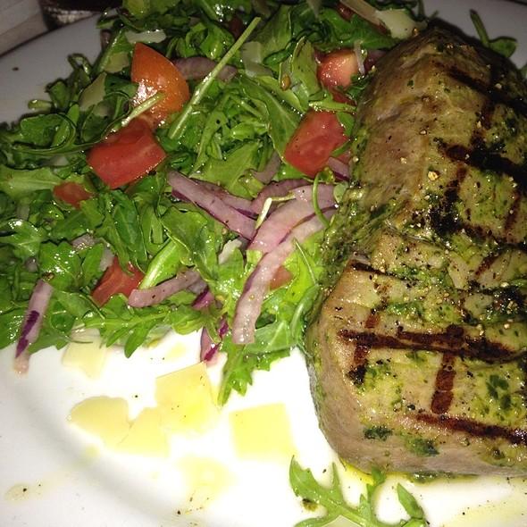 Seared Basil Tuna - C&S Seafood & Oyster Bar, Atlanta, GA