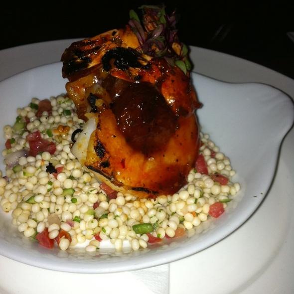Shrimp And Chorizo - Above Restaurant and Bar, South Orange, NJ