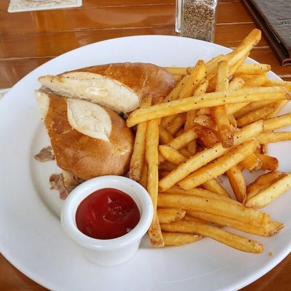 Leg Of Lamb Sandwich - Mahony & Sons - Burrard Landing, Vancouver, BC