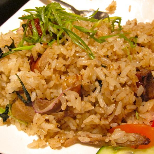 Basil Fried Rice - Zen Restaurant - Alameda, Alameda, CA