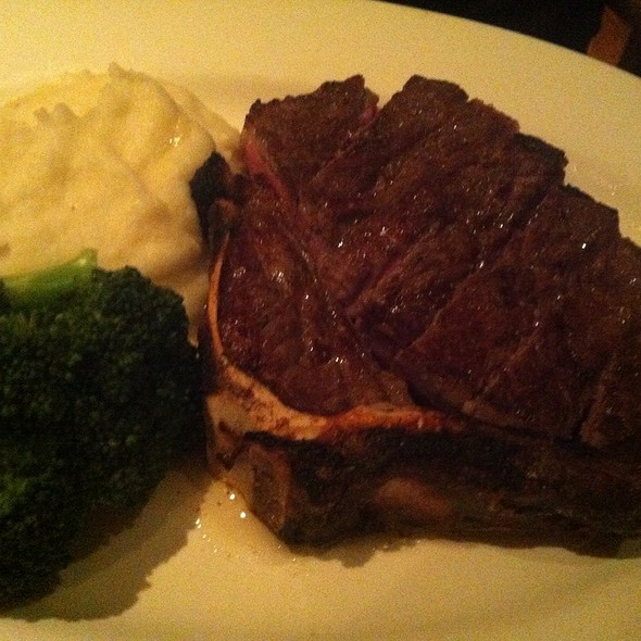 Sirloin - Ben and Jack's on 5th Avenue, New York, NY
