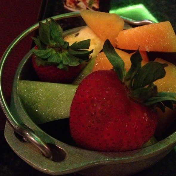 Fresh Fruit - TJ's Tavern, Charlottesville, VA