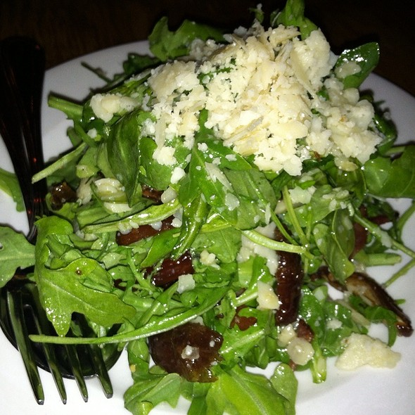 Arugula Salad - Osteria Via Stato, Chicago, IL