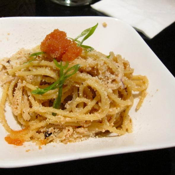 Mentaiko Spaghetti - Zen Restaurant - Alameda, Alameda, CA
