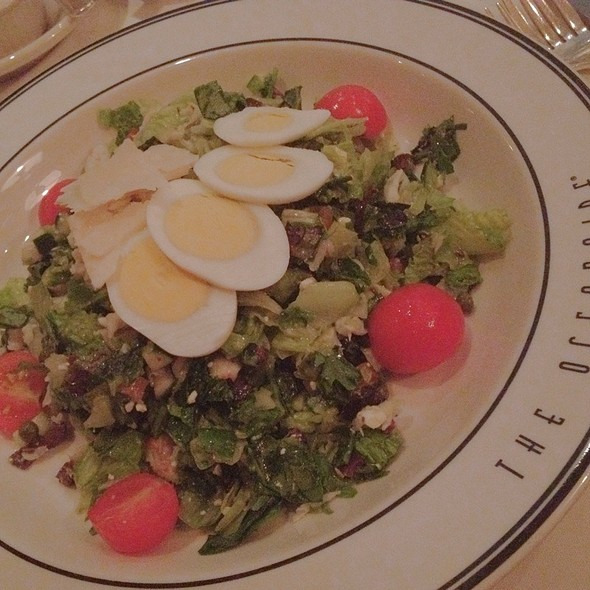Seafood Chopped Salad - Oceanaire Seafood Room - Orlando, Orlando, FL