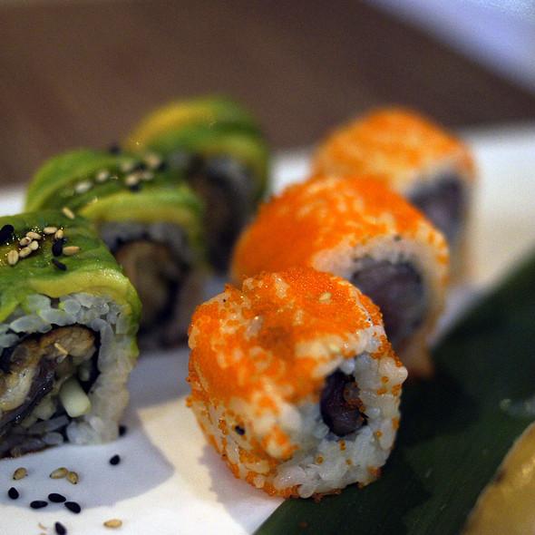 maki rolls - SUteiShi, New York, NY
