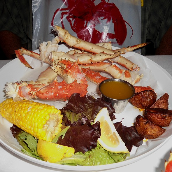King Crab Leg Platter - Kitchen 305, Sunny Isles Beach, FL