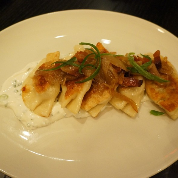 Perogies - The Saint, Toronto, ON