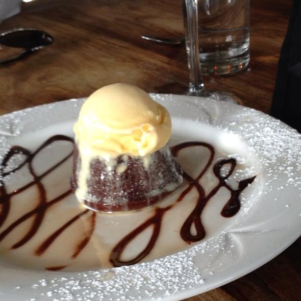 Souffle De Chocolate - Graziano's Brickell, Miami, FL