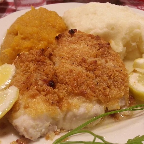 Boston Scrod - Durgin Park, Boston, MA