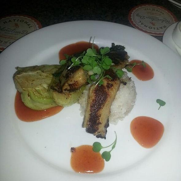 Miso Glazed Butterfish - Tommy Bahama Island Grille - Newport Beach, Newport Beach, CA