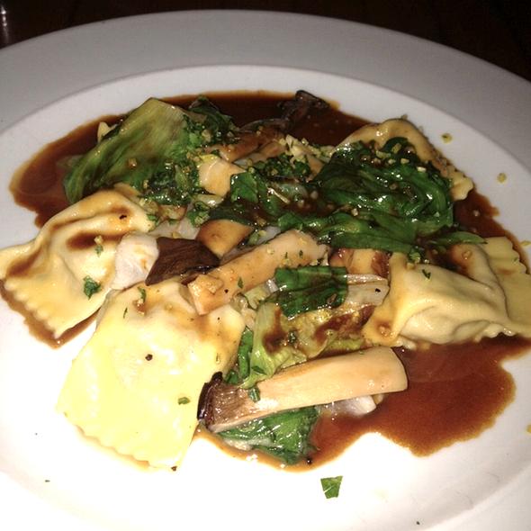 Ravioli - Scaramouche Restaurant, Toronto, ON