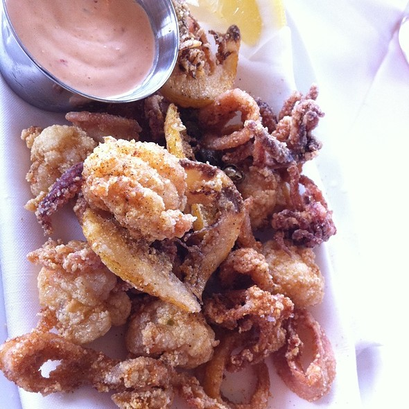 Frito Misto - The Bell & Anchor, Sag Harbor, NY