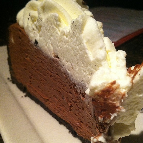 Chocolate Mousse Pie - Gullifty's Restaurant, Bryn Mawr, PA