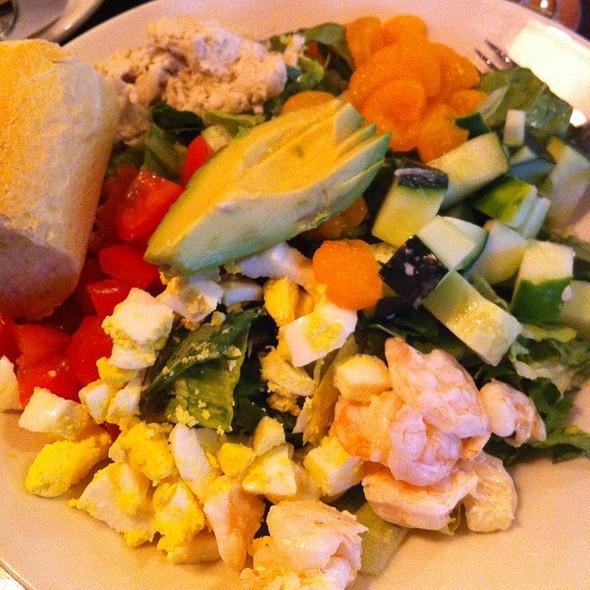 Seafood Salad - Rock Bottom Brewery Restaurant - Portland, Portland, OR