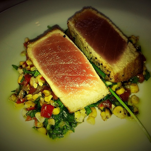 Seared Tuna - The Bell & Anchor, Sag Harbor, NY
