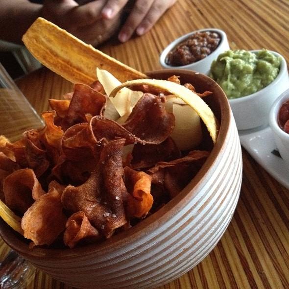 Latin Chips - Baru Latino Restaurante, Vancouver, BC
