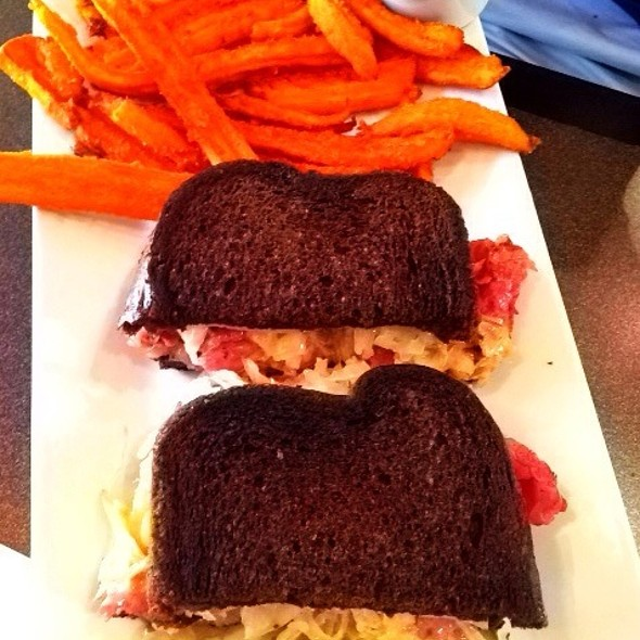 Reuben Sandwich - Murphy's Pub and Grill, Rapid City, SD