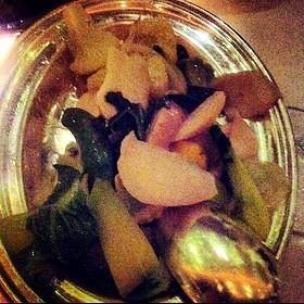 Fresh Vegetables - MR CHOW - Miami, Miami Beach, FL