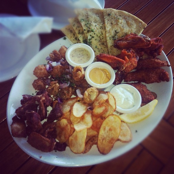 Mahony Platter - Mahony & Sons - Burrard Landing, Vancouver, BC