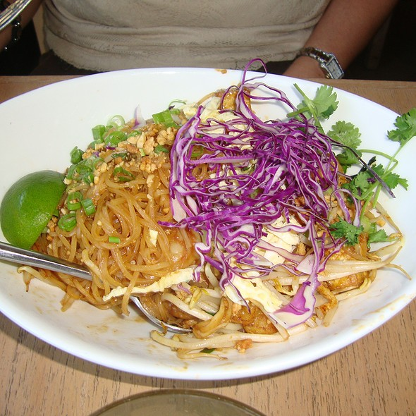 Pad Thai - Straits - Houston, Houston, TX