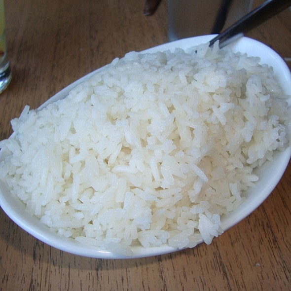 Steamed Coconut Rice - Straits - Houston, Houston, TX