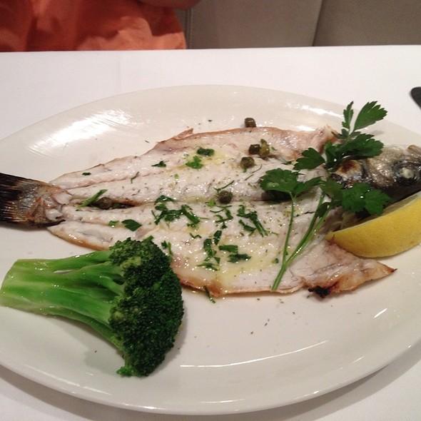 Fresh Grilled Lemon Fish - Estiatorio Milos - The Cosmopolitan of Las Vegas, Las Vegas, NV
