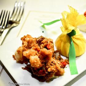 Fried Calamari - The Capital Grille - Seattle, Seattle, WA