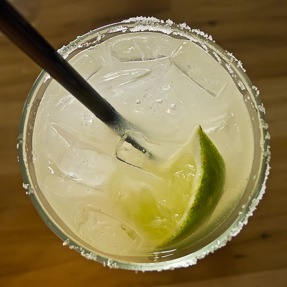 House Margarita - La Fisheria, Houston, TX