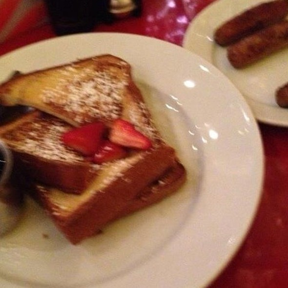 French Toast - Gallagher's Steakhouse, Las Vegas, NV