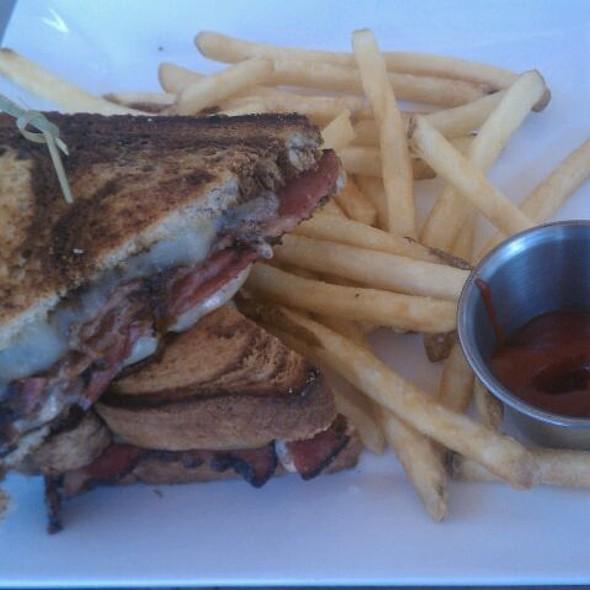 Reuben Sandwich - Heck's at Devil's Thumb Ranch, Tabernash, CO