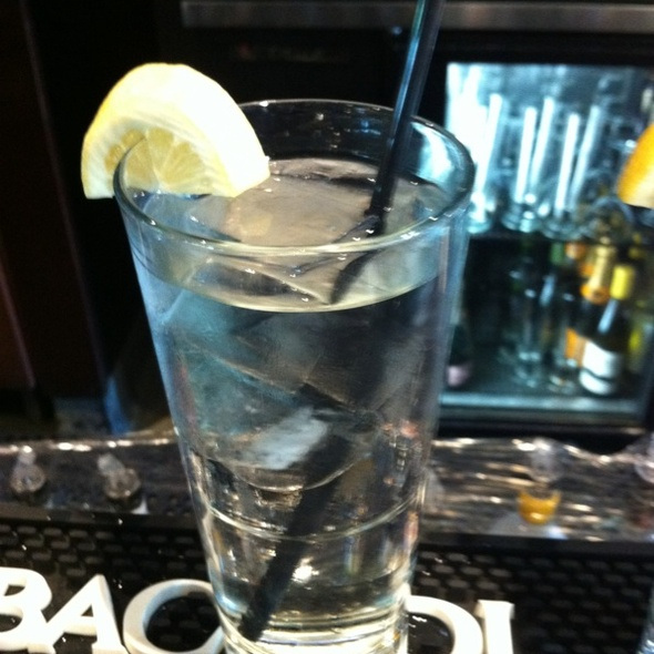 Ice Water - zinc@shade, Manhattan Beach, CA
