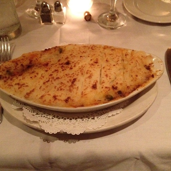 Shepard's Pie - Jack's Restaurant & Bar - NYC, New York, NY