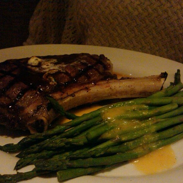 22oz Bone In Rancher's Rib Eye - Wendell's - Inn of the Mountain Gods Resort and Casino, Mescalero, NM