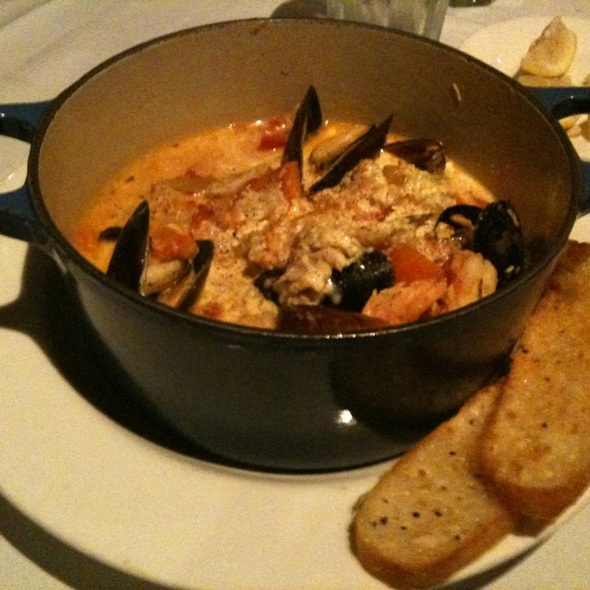 Seafood Bouillabaisse - Rusty Scupper - Baltimore, Baltimore, MD