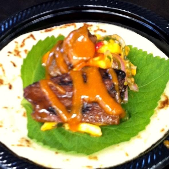 Koreatown Tacos - RumFire - Sheraton Waikiki, Honolulu, HI