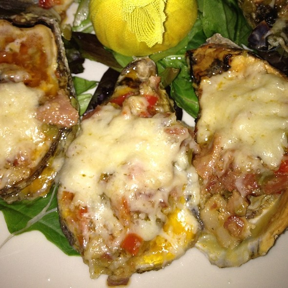 Oysters Casino - Bascom's Chop House, Clearwater, FL