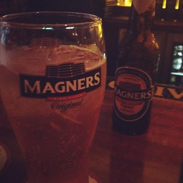 Magners Irish Cider - St. Andrews, New York, NY
