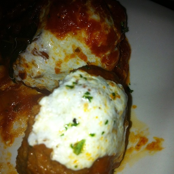 Meatballs - Ilios Noche - (Rea Village Shopping Center), Charlotte, NC