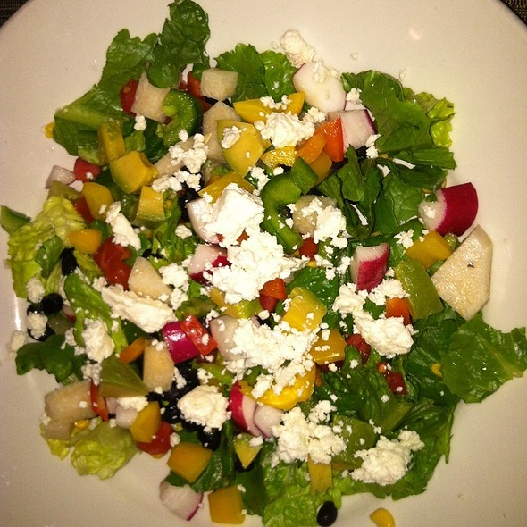 Chopped Salad - The Allen Street Grill (Hotel State College), State College, PA