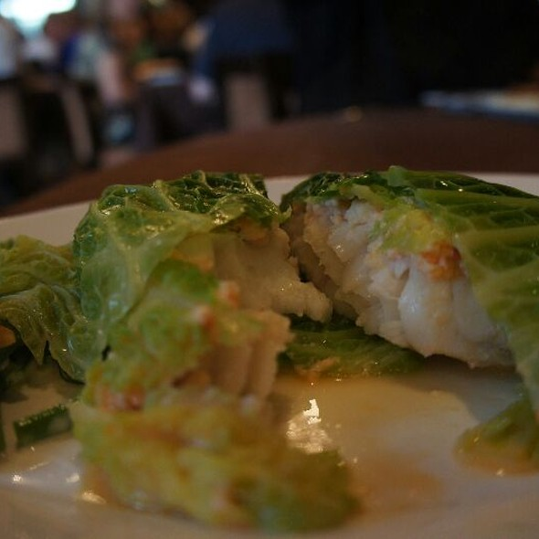 Monkfish!!!  Part Of Restaurant Weeks - LJ's & The Kat Lounge, Hagerstown, MD