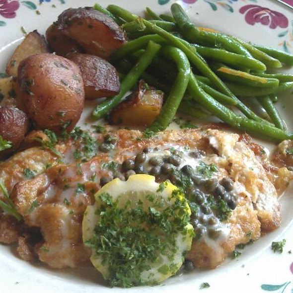 Veal Scaloppini - Normandie Farm, Potomac, MD