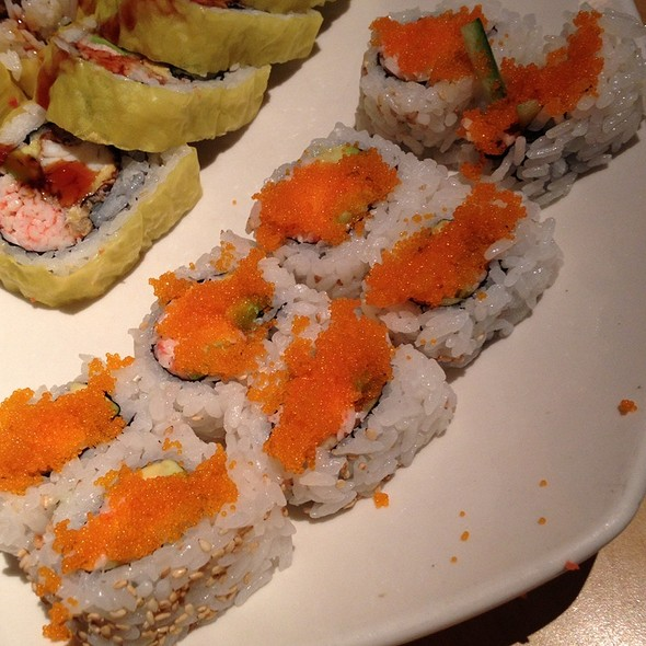 California Roll With Masago - Kona Grill - Scottsdale, Scottsdale, AZ