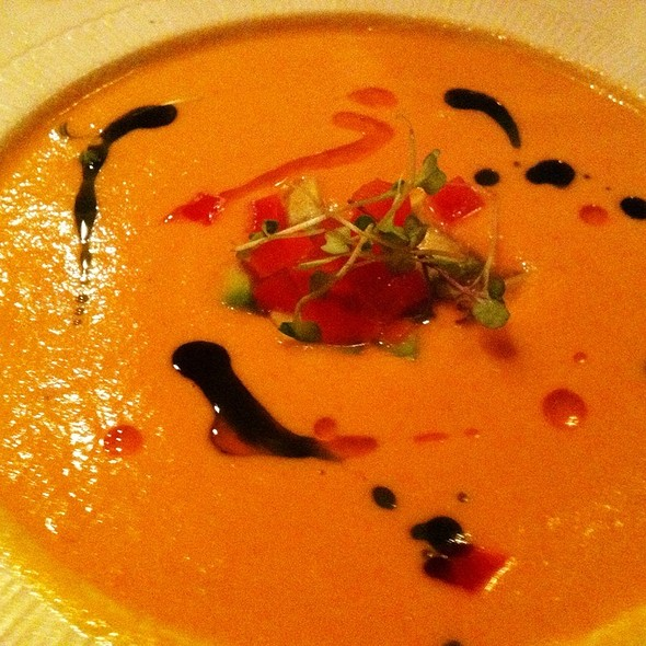 Tomato Gazpacho - Giorgio's of Gramercy, New York, NY