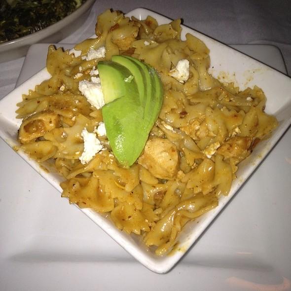 Chipotle Chicken Pasta - The Wild Mushroom, Fort Worth, TX